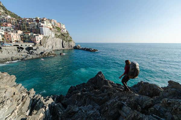 Randonnée dans les Cinque Terre