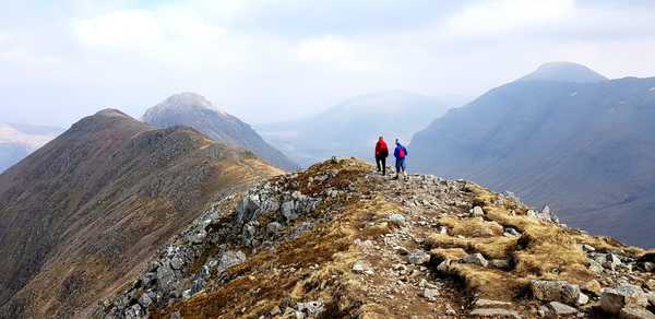 Randonnée en Ecosse dans les Highlands