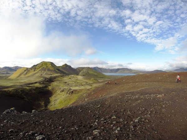 Trek du Laugavegur, de Thorsmork à Landmmanalaugar