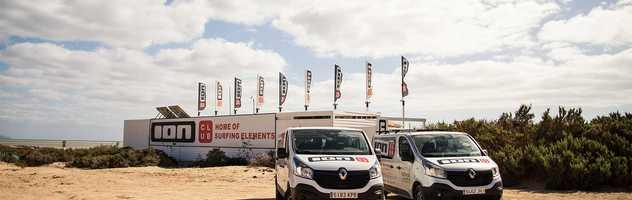 Ion club Risco Del Paso à Fuerteventura