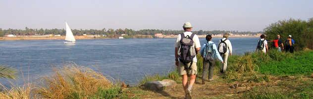 Rando sur les rives du Nil
