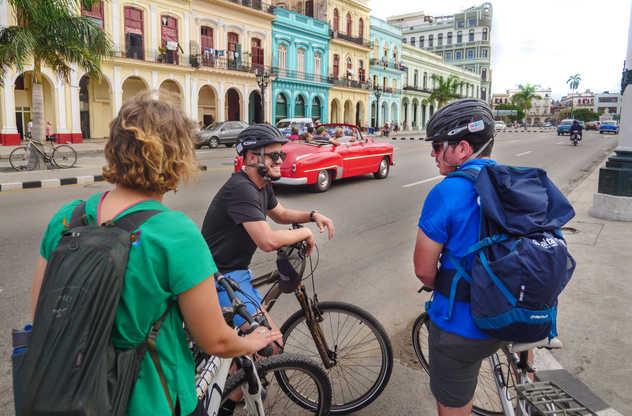 la Havane à vélo