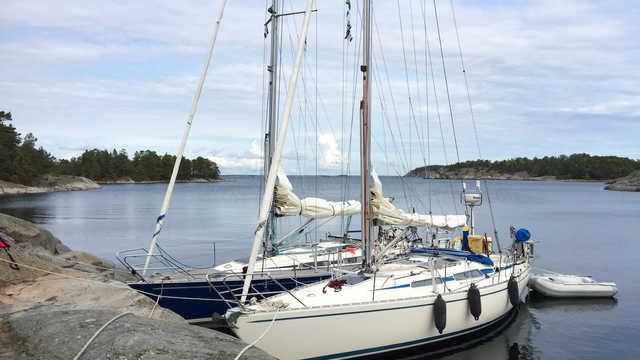 Croisière en voilier en Suède