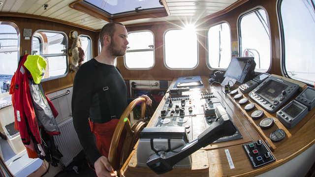 Equipage du voilier de croisière Valiente