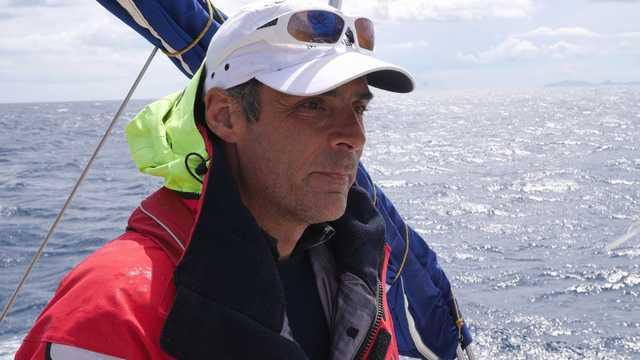Patrick Jean Didier, équipage du voilier Paradise