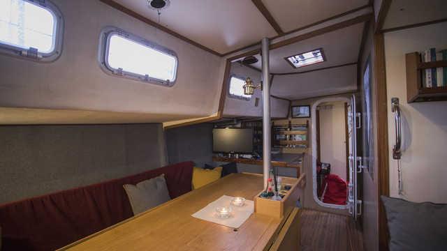 Salon du bateau de croisière Arctique Aurora Arktika