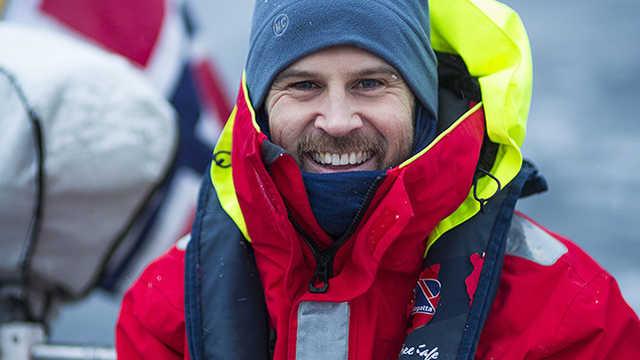 Skipper Stig Arild Pettersen