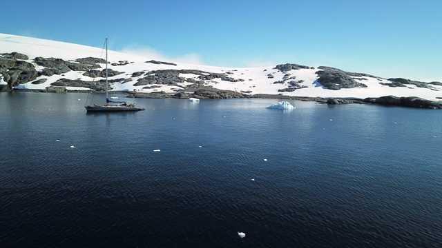 Croisière arctique en voilier au Spitzberg, bateau Tarka