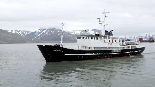 Voyage en croisière au Svalbard en Arctique