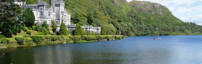 Abbaye de Kylemore, Connemara, Irlande
