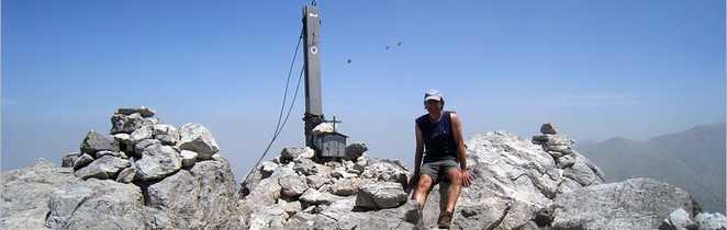 crete, randonnée au Mont Gingilos