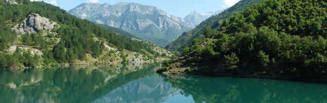 croisière sur le Lac de Koman