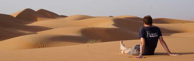 Dunes des Wahibas, Oman