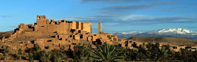 Kasbah de Tiffoultout, Sud Maroc