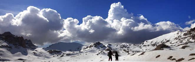 Le plateau Edigel dans les montagnes du Taurus en urquie