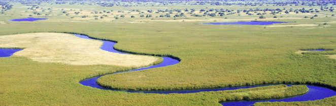 delta Okavango botswana