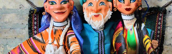 marionnettes de Boukhara