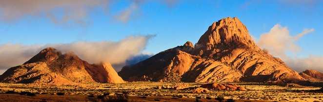 Montagnes de Namibie