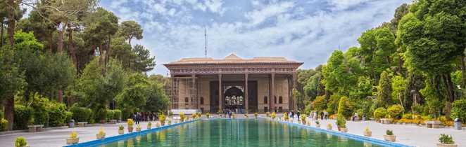 Palais de 40 colonnes d'Ispahan, Tchehel-Sotoun