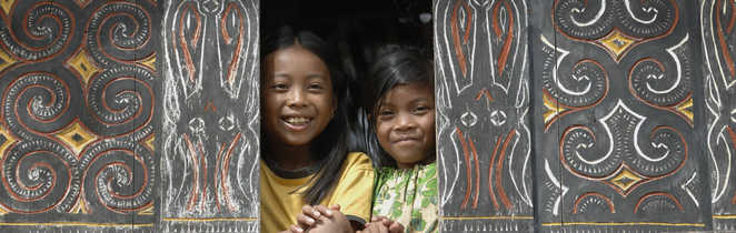 Pays Toraja, Rantepao, Sulawesi, Indonésie