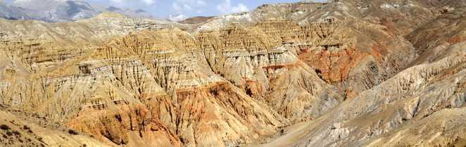 Paysages du Haut-Mustang