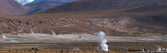 Geysers Tatio Atacama Chili