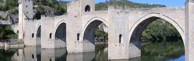 Circuit Liberté Compostelle Cahors