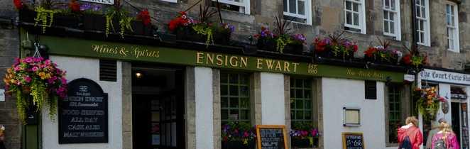 Pub à  Edimbourg