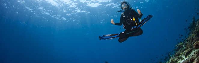 Restez zen : vous êtes sous l'eau