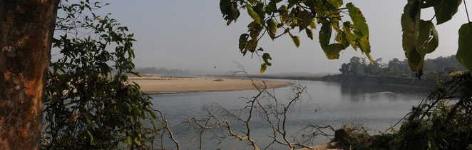 Rivière de Chitwan
