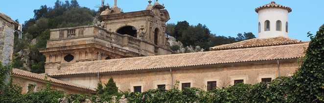 Sanctuaire de Lluc à Majorque