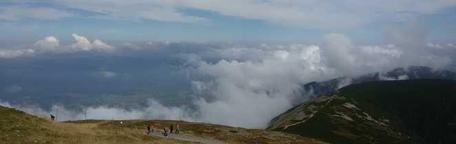 Sniejka, plus haute montagne des monts des Géants