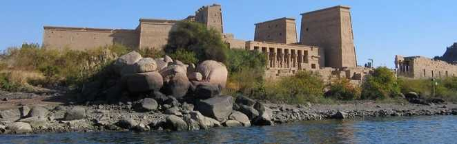 Temple de Philae Assouan