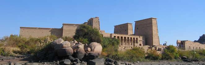 Temple de Philae Assouan