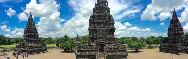 Temples de Prambanan