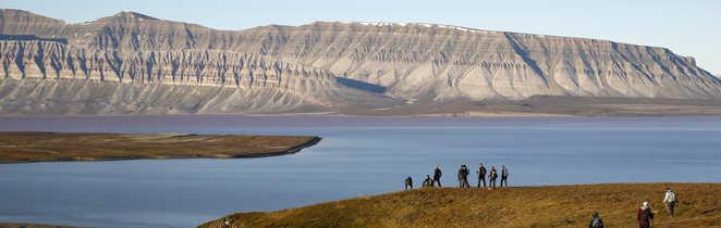 Voyage été en arctique au Spitzberg, Ekman