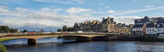 Pont Inverness Highland Nord Ecosse