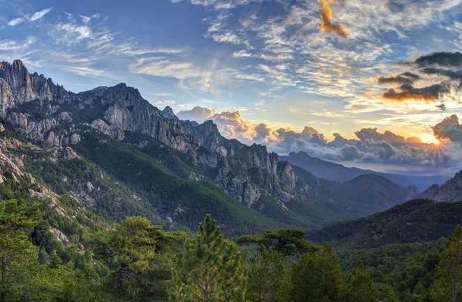 randonnée, Corse Sud, Aiguilles de Bavella, Bonifacio