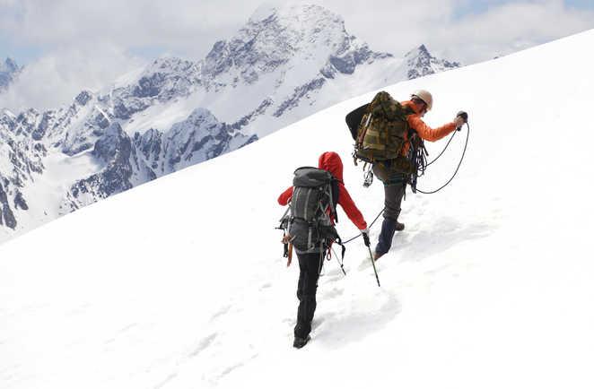 Alpinisme dans les Alpes françaises