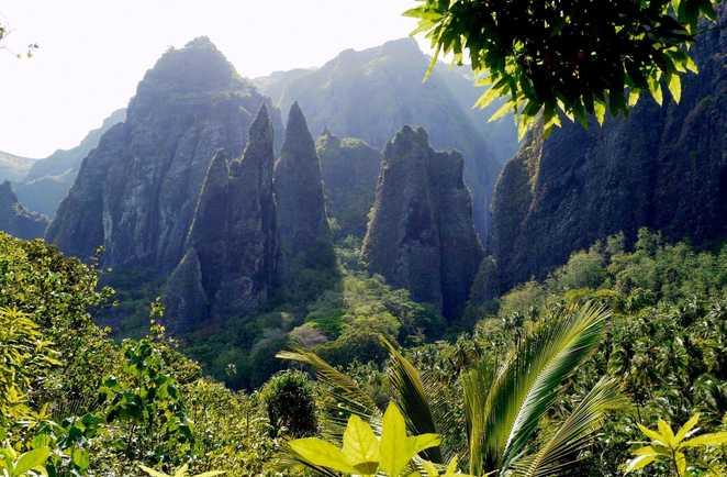 Archipel des Marquises, île de Nuku Hiva