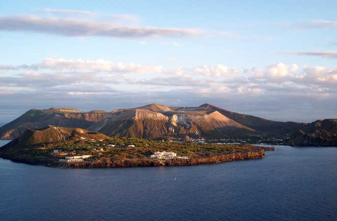 Archipel Îles éoliennes