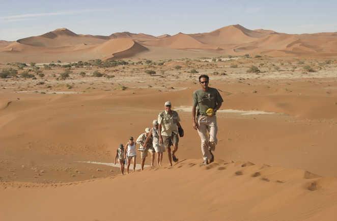 Ascension de la Dune Big Daddy