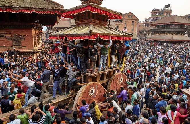 Bisket_Jatra_Bhaktapur