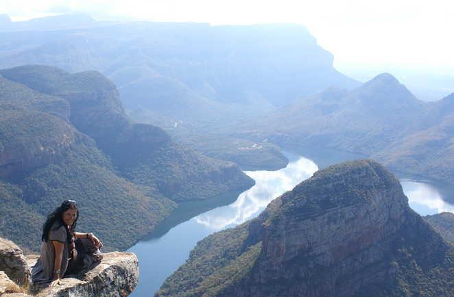 Blyde River Canyon dans le Mpumalanga