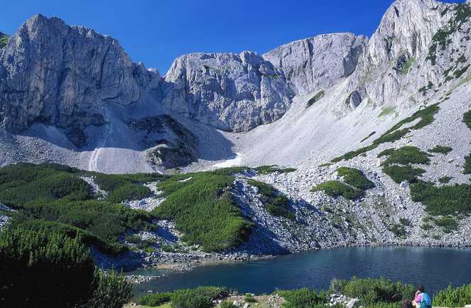 Bulgarie, massif du Pirin, randonnée lacs du Pirin