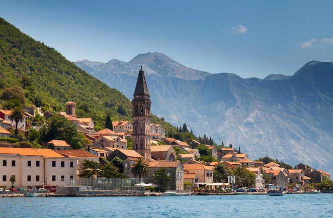 Croatie côte dalmate
