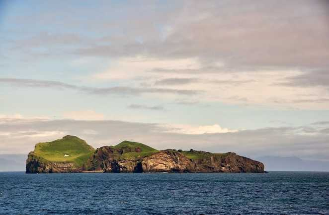 îles Vestmann, Islande