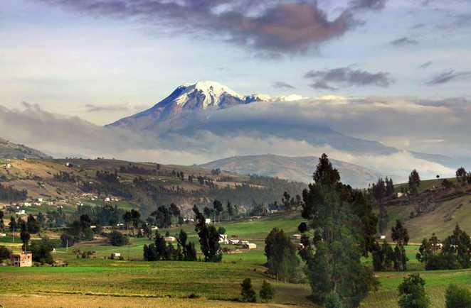 Images et couleurs d'Equateur