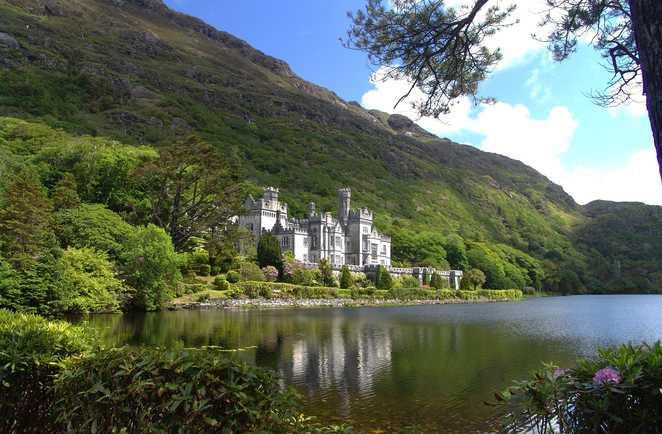 Abbaye Kilemore Connemara Irlande