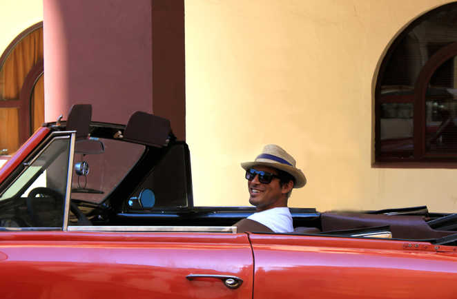 Les charmes de la Havane